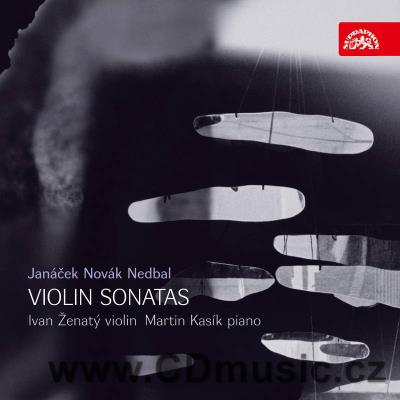 JANÁČEK L. SONATA FOR VIOLIN AND PIANO (1914-21), NOVÁK V. SONATA FOR VIOLIN AND PIANO IN