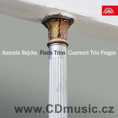 REJCHA A. (1770-1836) PIANO TRIOS Nos.1,2,3 / Guarneri Trio Prague