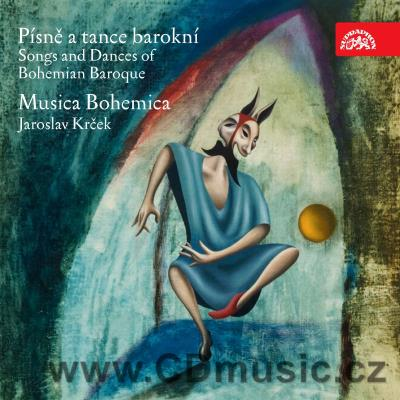 MUSICA BOHEMICA - SONGS AND DANCES OF BOHEMIAN BAROQUE / J.Krček (2CD)