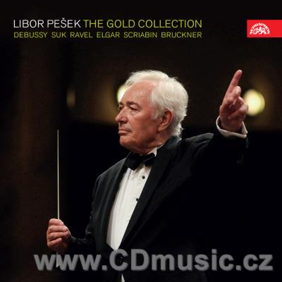 PEŠEK L. - THE GOLD COLLECTION (DEBUSSY C., SUK J., RAVEL M., ELGAR E., SCRIABIN A., BRUCK