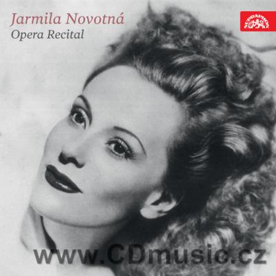 NOVOTNÁ J. OPERA RECITAL - REMASTERED MONO RECORDINGS 1930-1956