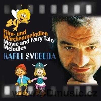 SVOBODA K. FILM UND MARCHENMELODIEN / MOVIE AND FAIRY TALE MELODIES - THREE NUTS FOR CINDE