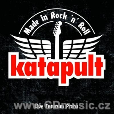 KATAPULT - MADE IN ROCK'N ROLL - LIVE FUTURUM PRAHA