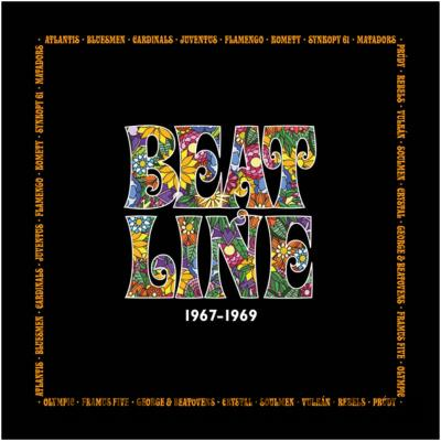 BEAT LINE 1967-1969 - ORIGINAL REMASTERED RECORDINGS FROM SUPRAPHON ARCHIVES (LP vinyl)