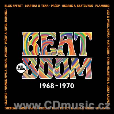 BEAT (AL)BOOM 1968-1970 - ORIGINAL REMASTERED RECORDINGS FROM SUPRAPHON ARCHIVES
