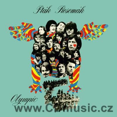 OLYMPIC - PTÁK ROSOMÁK (1969) (remastered edition 2019) (LP vinyl)