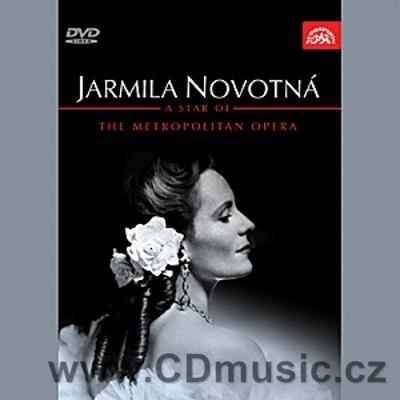 Novotná J. A Star Of The Metropolitan Opera Subtitles: English, Czech, German, French