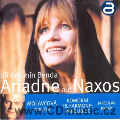 BENDA J.A. (1722-1795) ARIADNE AUF NAXOS melodrama, version in Czech / J.Molavcová...
