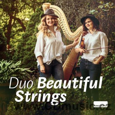 DUO BEAUTIFUL STRINGS / M.Urbanová violin, H.Mousa Bacha harp