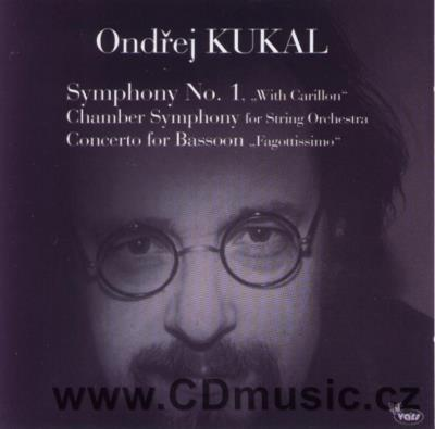 KUKAL O. SYMPHONY No.1 WITH CARILLON, CHAMBER SYMPHONY FOR STRING ORCHESTRA