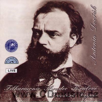 DVOŘÁK A. MASS IN D sel., SYMPHONY No.9 FROM THE NEW WORLD sel., SLAVONIC DANCE No.1